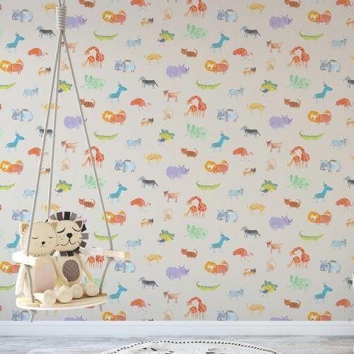 Papel Pint Safari Beige